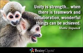 Teamwork Quotes - BrainyQuote via Relatably.com