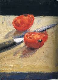 flannery o connor biblioklept tomato and knife richard diebenkorn