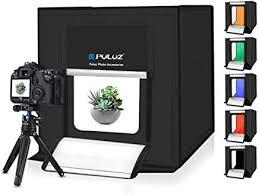 TAOtTAO <b>Foldable Portable Photo Mini</b> Light Box Studio Tent Home ...