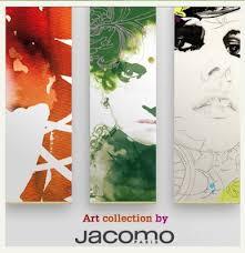 <b>Jacomo Art Collection</b>- No. <b>02</b> and No. 09 | The Non-Blonde