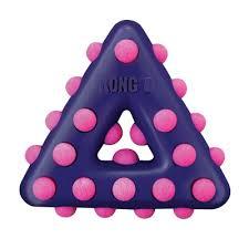 """<b>Kong игрушка</b> для собак """"Треугольник"""", <b>Dotz</b>"""