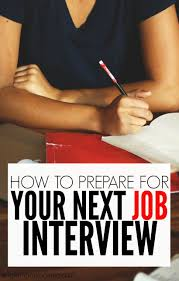 how to prepare for your next job interview single moms income
