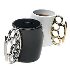 <b>New Style Creative</b> Ceramic Fist Cup Mug - Buy Online in Bahamas ...