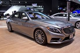 Mercedes-Benz <b>S600</b> launched at Detroit motor show | Evo