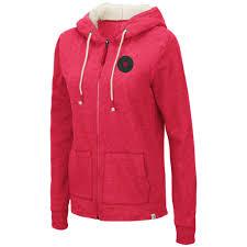 Portland Thorns <b>Women's Faux Fur Lined</b> Hoody - Red – Portland ...