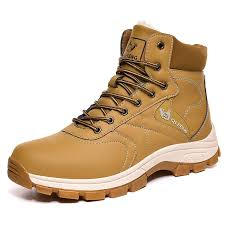 <b>AILADUN Men Shoes</b> Yellow EU 39 Boots Sale, Price & Reviews ...
