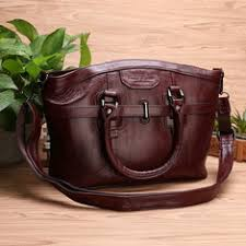 <b>genuine leather handbag</b>