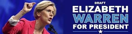 Image result for elizabeth warren 2016