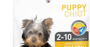 <b>Puppy</b> Toy & Small Breeds - <b>1st Choice</b> Danmark