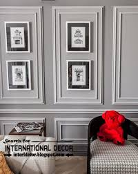Wall Design Ideas decorative wall molding or wall moulding designs ideas and panels frame moldings