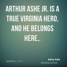 Arthur Ashe Quotes | QuoteHD via Relatably.com