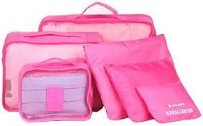 NCCZ 6 in 1 <b>Outdoor Traveling</b>/<b>Household</b> Clothing <b>Storage</b> Bag ...
