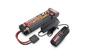 Traxxas Аккумулятор + <b>зарядное устройство TRAXXAS</b> 8.4V ...