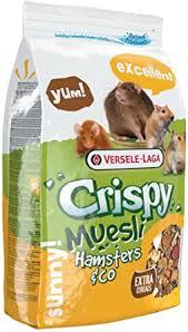 <b>Versele Laga Crispy Muesli</b> For Hamsters & Co (1kg) (May Vary ...