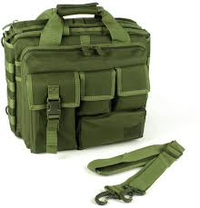 GES 15.6 inch Laptop Bag Multi-funtion Mens <b>Outdoor Tactical</b> ...