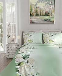 Купить покрывало «<b>Зиоли</b> (зеленый)» <b>бежевый</b>, белый по цене ...