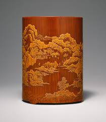 nature in chinese culture essay heilbrunn timeline of art brush holder ode to the pavilion of the inebriated old man