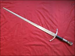 Полуторный <b>меч</b> Средневековья | Длина, вес и размеры ...