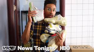 We Went To The Fake Sneaker Capital Of China (HBO) - YouTube