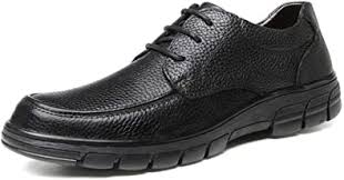 <b>Men's Business</b> Shoes <b>Large Size</b> Lace Up Driving Shoes Casual ...