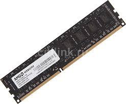 Купить <b>Модуль памяти AMD</b> R334G1339U1S-UO DDR3 - 4ГБ в ...