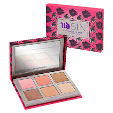 <b>Urban Decay Sin</b> Afterglow Highlighter Palette