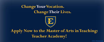 college of education masters in teaching