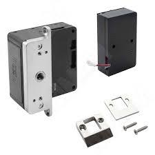 <b>INVISIBLE Замок электронный RFID</b> для 2-х раздвижных дверей ...