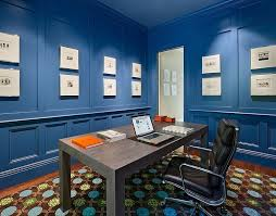 amusing contemporary home office for cow hollow home matarozzi pelsinger builders embraced by wooden desck completed amusing contemporary office decor