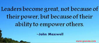Famous Quotes About Empowerment. QuotesGram