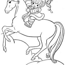 Small Picture Beautiful Rainbow Brite Coloring Page Color Luna