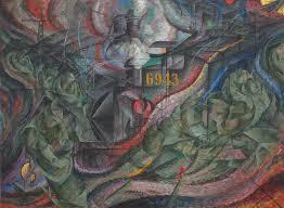 Umberto Boccioni. States of <b>Mind</b> I: The Farewells. 1911 | MoMA
