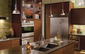 lighting beautiful kitchen lighting ideas with kitchen island and sink with faucet combined with granite countertops and wooden kitchen cabinet and modern beautiful kitchen lighting