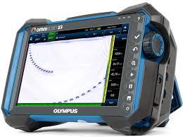 OmniScan X3 - phased array flaw detector with TFM | <b>Olympus</b>