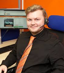 meet our team of van leasing specialists pat hanlon