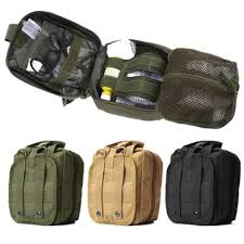 <b>outdoor tactical molle</b> bag emt medical first aid utility emergency ...