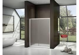 <b>Душевая дверь</b> Bas Latte WTW-<b>140</b>-G-WE <b>140 см</b> алюминий ...