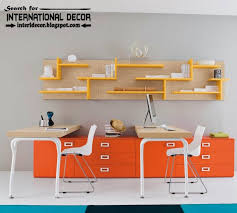 creative twins study space for kids room study space furniture organizing ideas biege study twin kids study room