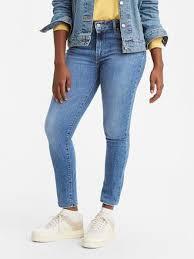 Women <b>721 High</b>-<b>Rise</b> Skinny Jeans | <b>Levi's</b>® PH Online Store