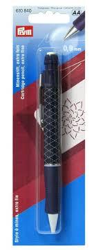Механический <b>карандаш</b> с белыми <b>грифелями</b> 0.9мм - Швейный ...