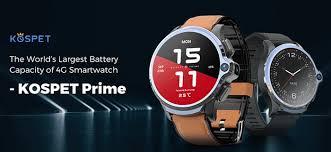 <b>KOSPET</b> Prime <b>4G</b> Smart <b>Watch</b> charging issues and solutions ...