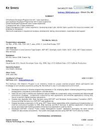resume of java developer   leriq i am stuck on resume      cause    software engineer resume s developer lewesmr