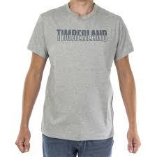 <b>Футболка TIMBERLAND</b> TBLA1YXS/052 мужская, цвет серый ...