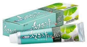 <b>Зубная паста Dental Clinic</b> 2080 Восточный чай с гинкго — купить ...