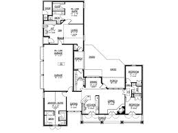 Eplans Southern House Plan   Separate Apartment on Main Level    Level
