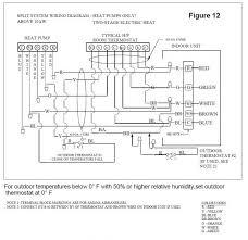 goodman wiring diagram heat wiring diagram and schematic design goodman heat pump thermostat wiring diagram york heat pump wiring diagram e4t5048so6a