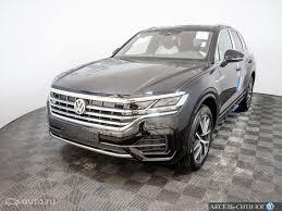 Купить новый Volkswagen Touareg III в Санкт-Петербурге ...