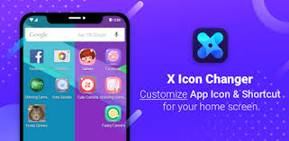 Приложения в Google Play – X <b>Icon</b> Changer - Customize App <b>Icon</b> ...