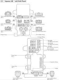 similiar 1994 toyota camry fuse box keywords 2001 toyota 4runner fuse box diagram on 1994 toyota camry fuse box