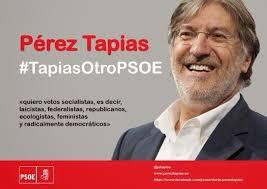 Resultado de imagen de Andrés Perelló y José Antonio Perez Tapias.